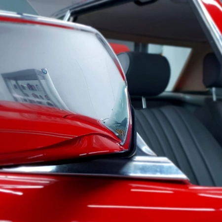 Mercedes SL560 Czerwony po renowacji_7